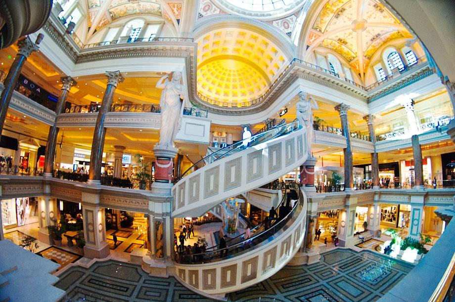 Forum Shops at Caesars Palace2