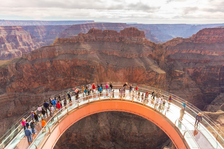 Grand Canyon Skywalk at Eagle Point – Mori Consulting LLC