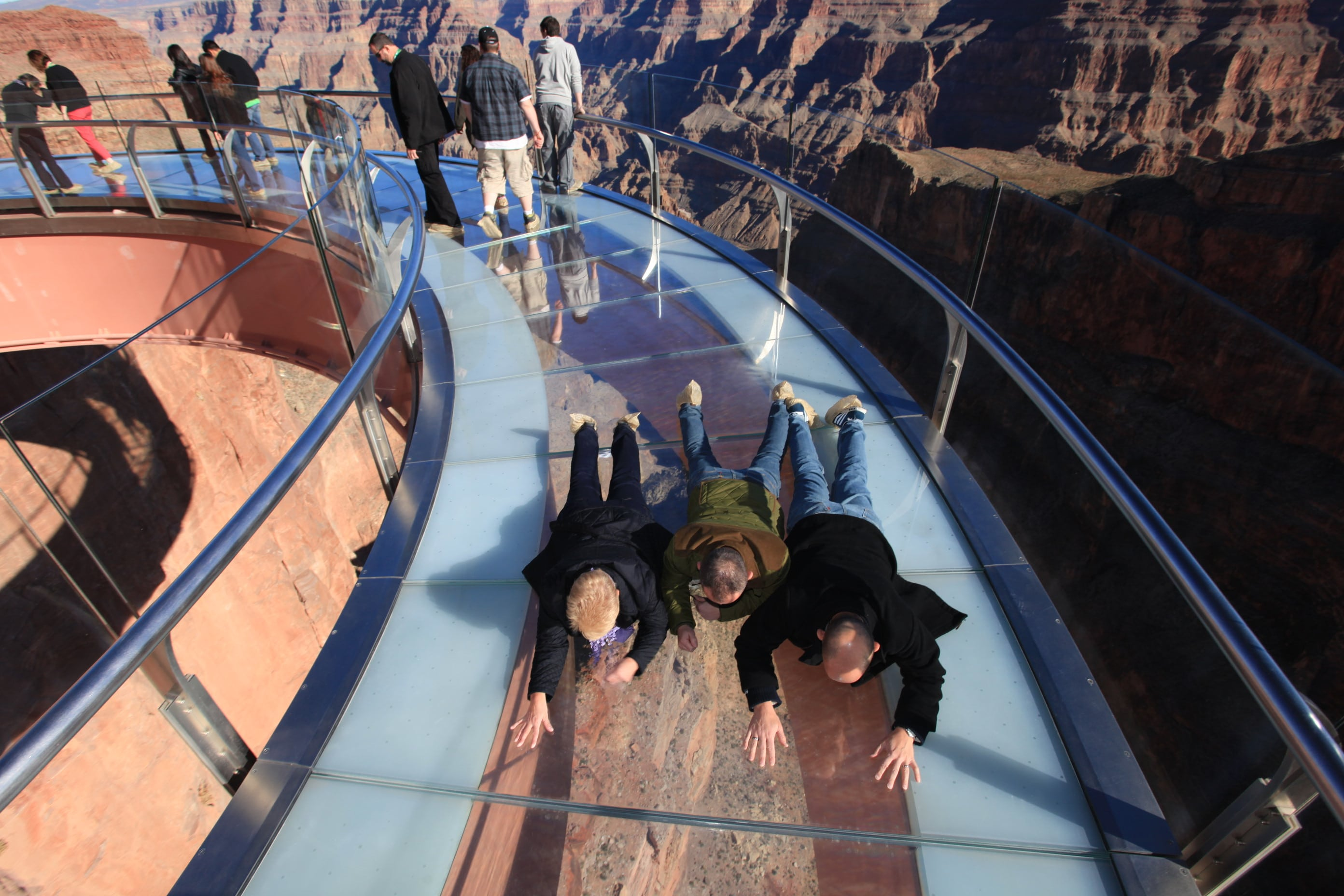 Grand Canyon Skywalk At Eagle Point Mori Consulting Llc